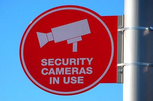 Indicaciones de CCTV