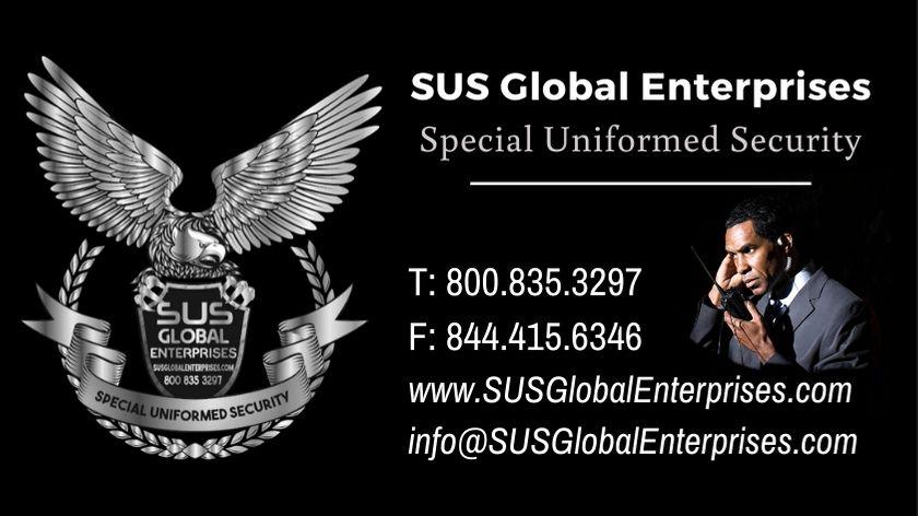 SUS Global Enterprises LLC Card