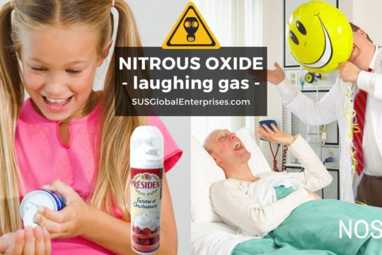 Laughing Gas: Nitrous Oxide or NOS